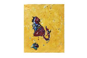 Naida Maione – Pesce giallo gatto blu