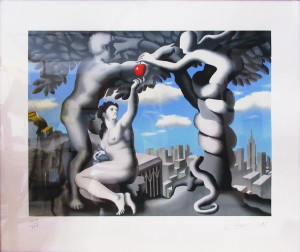 Mark Kostabi – The big apple