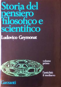 Garzanti – Storia del pensiero filosofico e scientifico