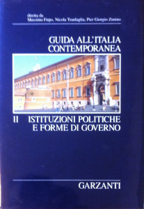Garzanti – Guida all'Italia contemporanea