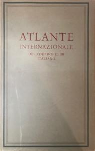 Atlante internazionale del touring club – Ricordi