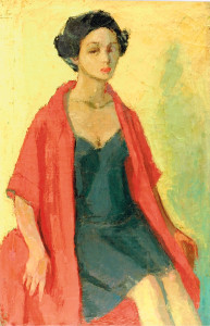 Marcella Ceravolo – Ritratto di donna