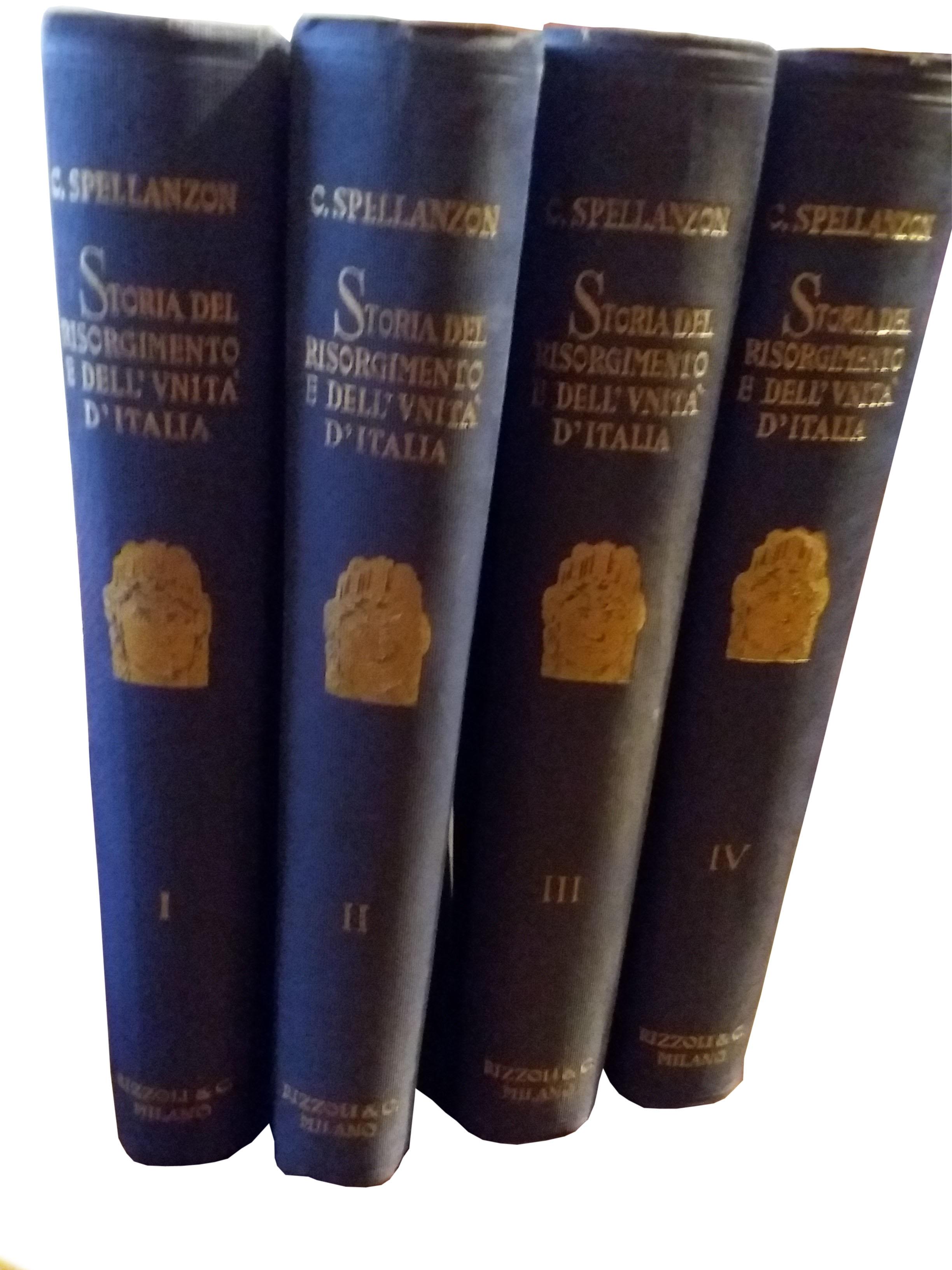 Storia del Risorgimento e dell'unità d'Italia – Rizzoli Editore