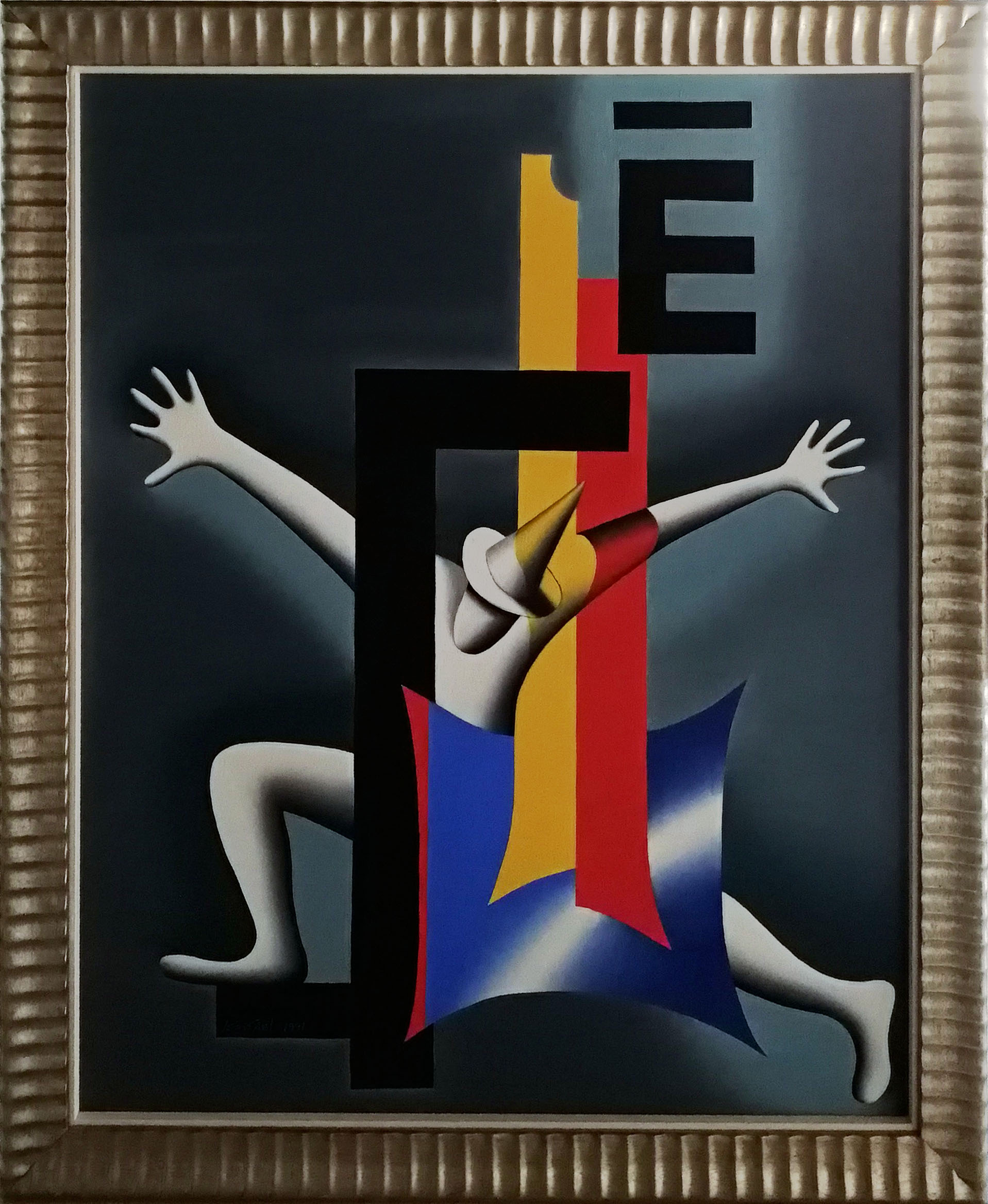 Mark Kostabi – Vowel