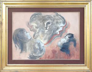 Salvatore Russo – Studio di volti