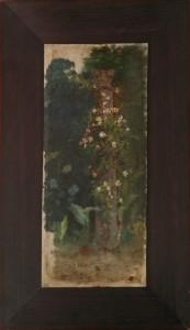 Rubens Santoro – Colonna con rose
