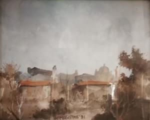 Leonardo de Magistris – Senza titolo