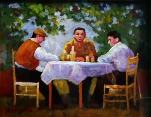 Adolfo Mastrovito – Senza titolo