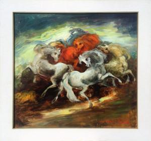 Gianni Testa – Cinque Cavalli
