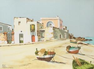 Aldo Riso – Case di pescatori