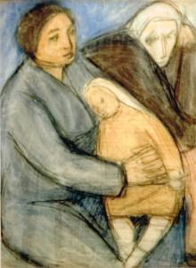 Marcella Ceravolo – Maternità