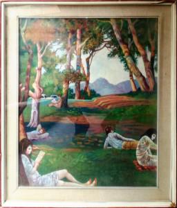 Filippo Maggiore – Domenica nel bosco