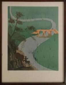 Salvador Dalì – Ponte