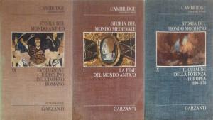 Storia del Mondo Antico , Medievale e Moderno – Garzanti