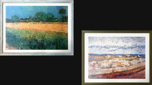 Artista sconosciuto – Omaggio a Van Gogh