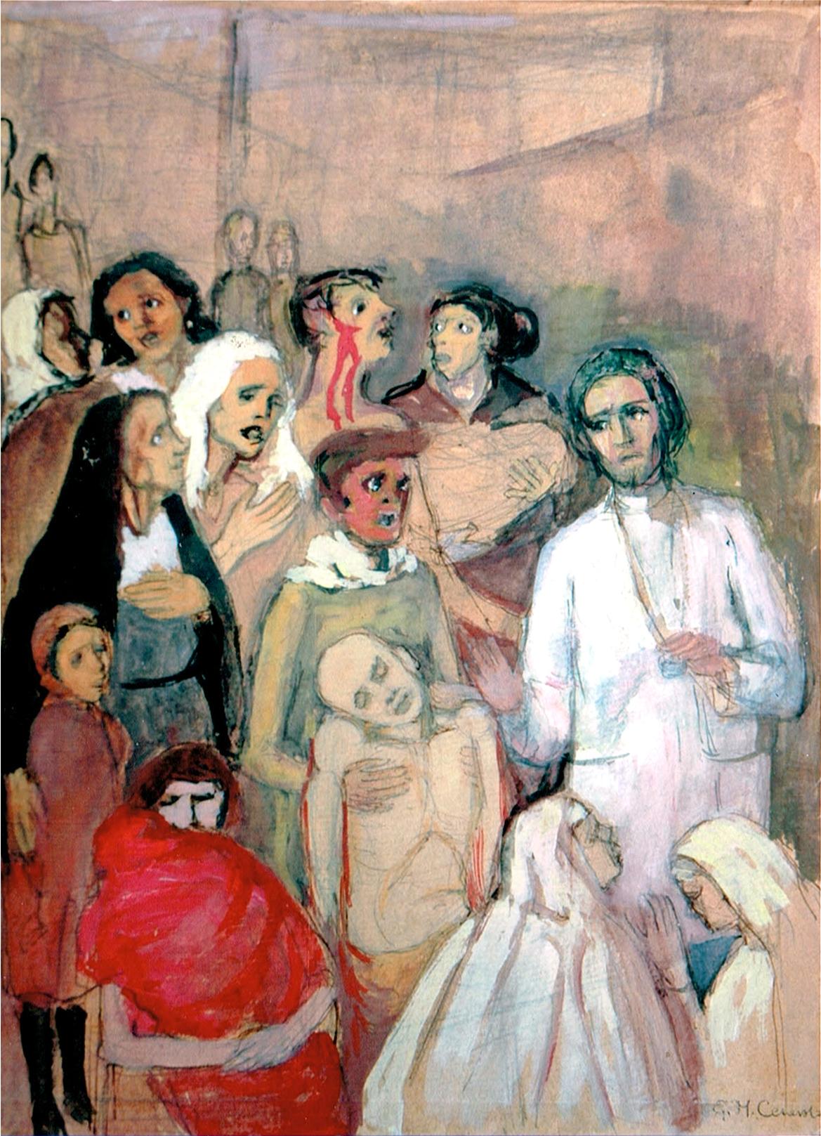 Marcella Ceravolo – Tema sociale