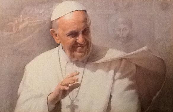 Elvio Marchionni – Papa Francesco