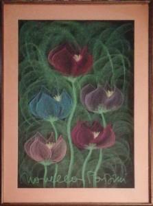 Novella Parigini – Tema floreale