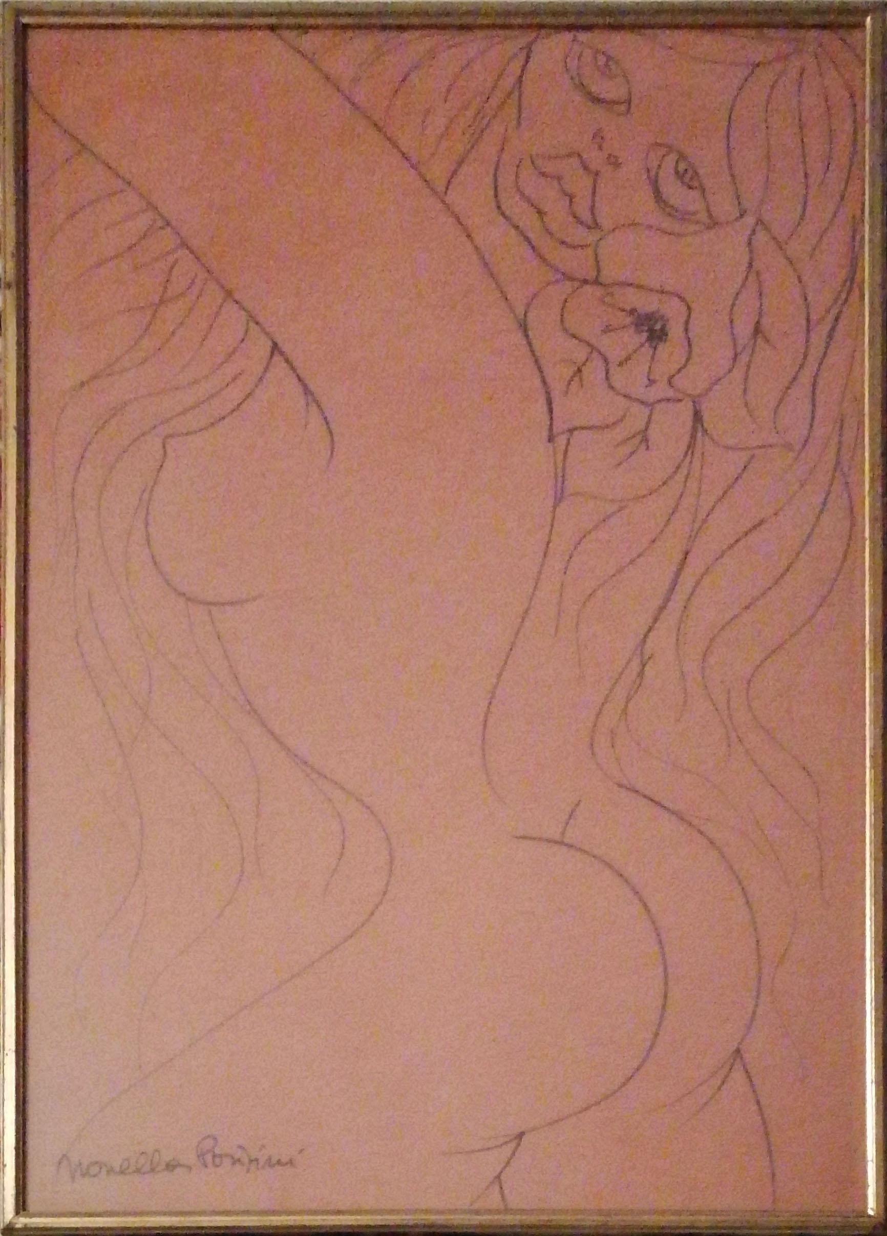 Novella Parigini – Nudo di donna
