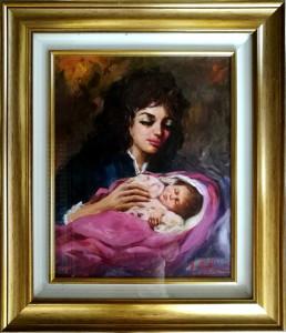 Roberto Baldassarini – La maternità