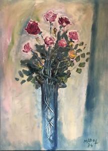 Walter Madoi – Vaso di fiori