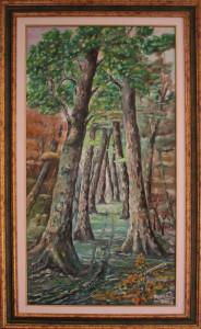 Marcello Panatta – Il bosco
