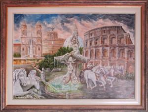 Marcello Panatta – Sogni di Roma