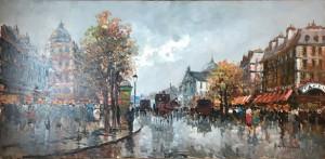 Giulio De Simone – Parigi