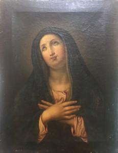 Artista sconosciuto – Madonna orante