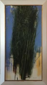 Antonio Pedretti – Verde verticale