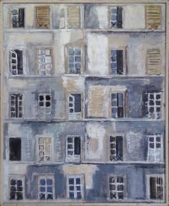 Orfeo Tamburi – Le grandi finestre
