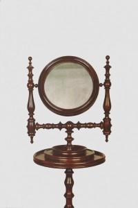 Michelangelo Pistoletto – Specchio da toeletta