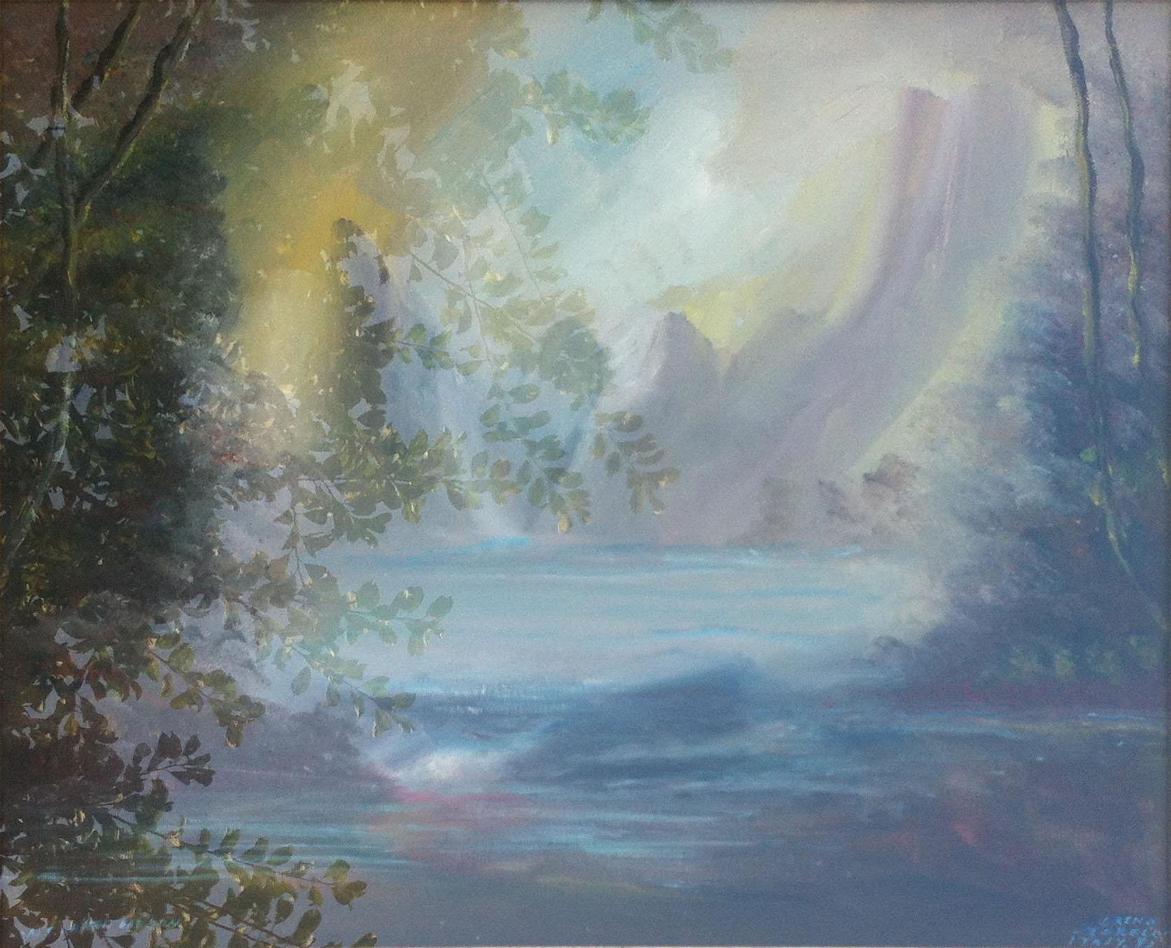 Moreno Morelli – Salt lake Oregon