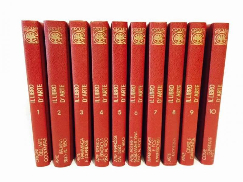 Enciclopedia Grolier – Grolier
