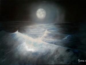 Claudio Gioria – La luna…