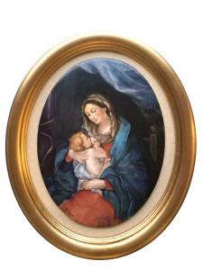 Tiziana Terraneo – Madonna col Bambino di Guido Reni
