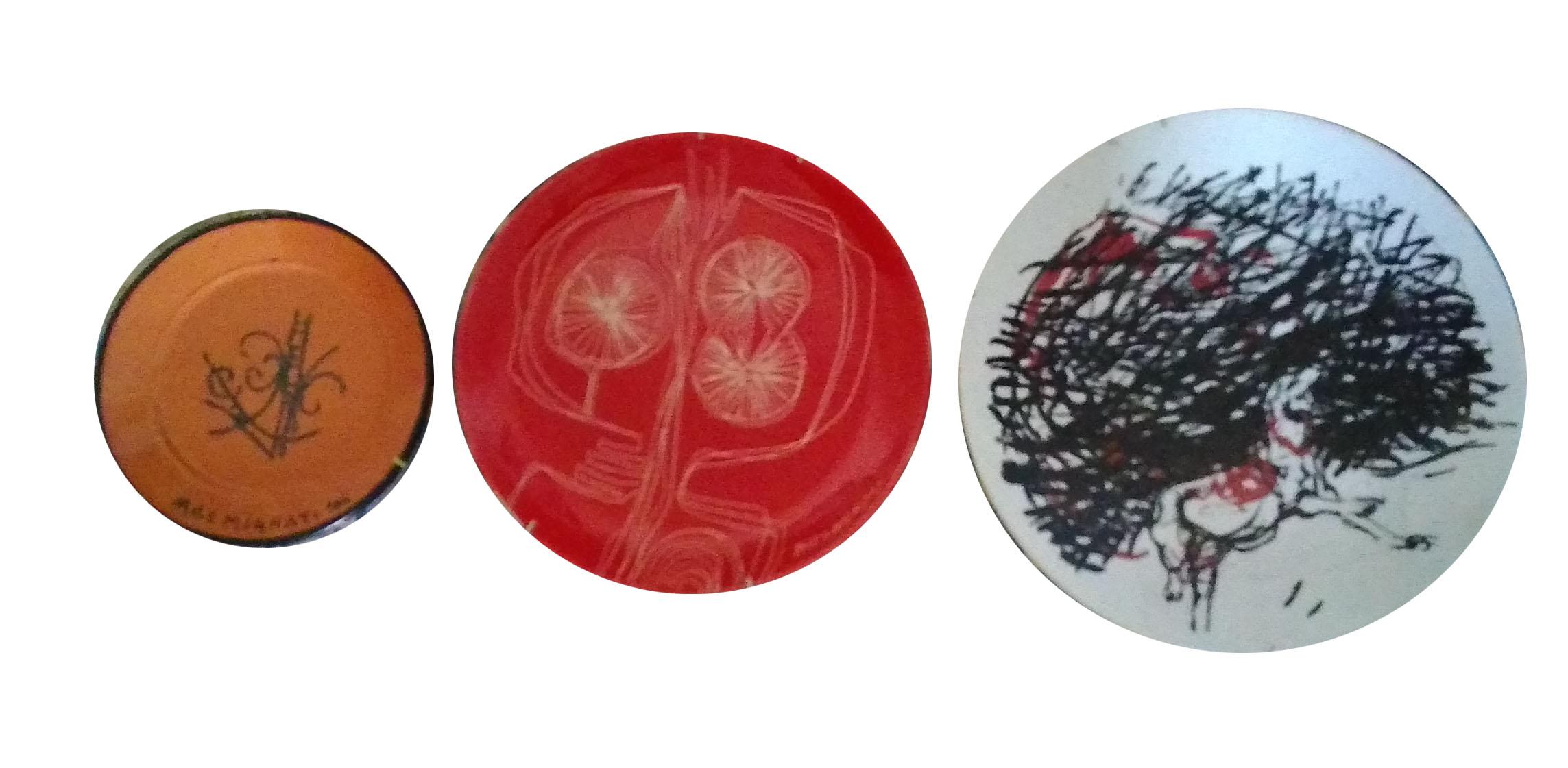 Ceramiche – Giannici , Macheroni , Malmignati