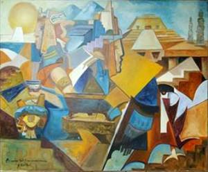 Hector Zablach – Arte precolombiana