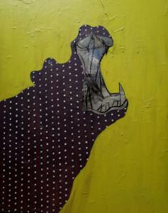 Julia Sanikidze – Fabbric Hippopotamus
