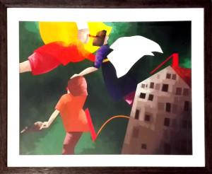 Emilio Tadini – La fiaba…