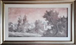 Leonardo De Magistris – Paesaggio