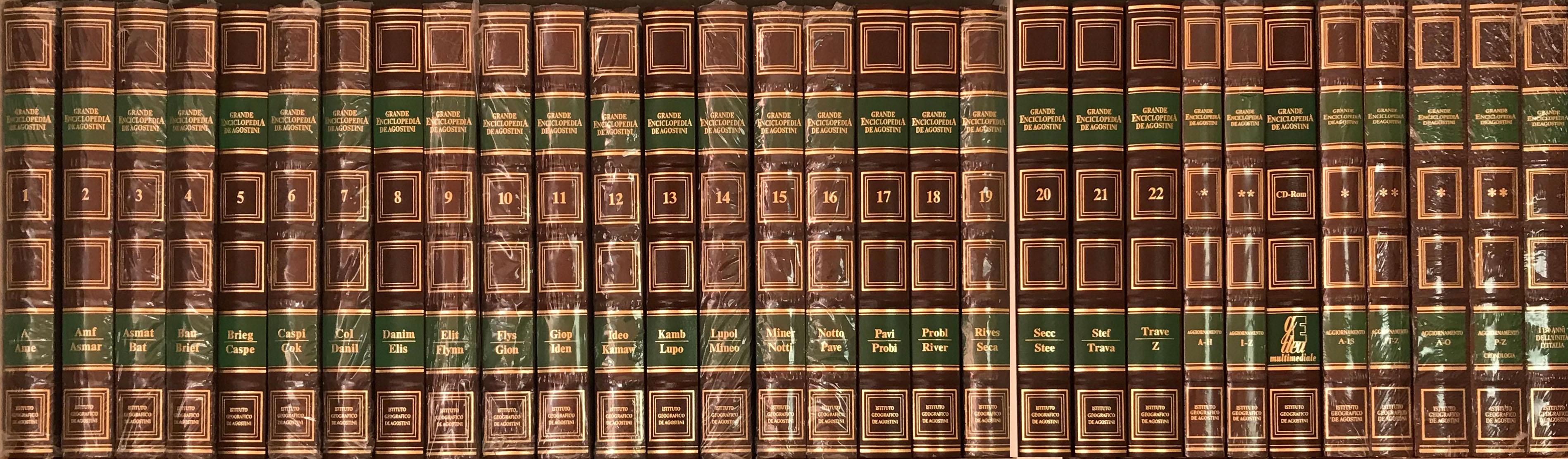 Grande enciclopedia Deagostini – Deagostini