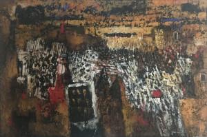 Alfonso Borghi – La battaglia di Anghiari