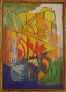 Paolo da San Lorenzo – Composizione astratta