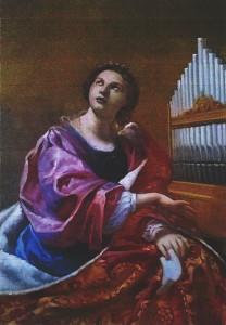 Elisabetta Legrenzi – Santa Cecilia
