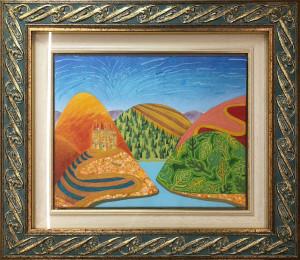L. Dallolio – Paesaggio umbro