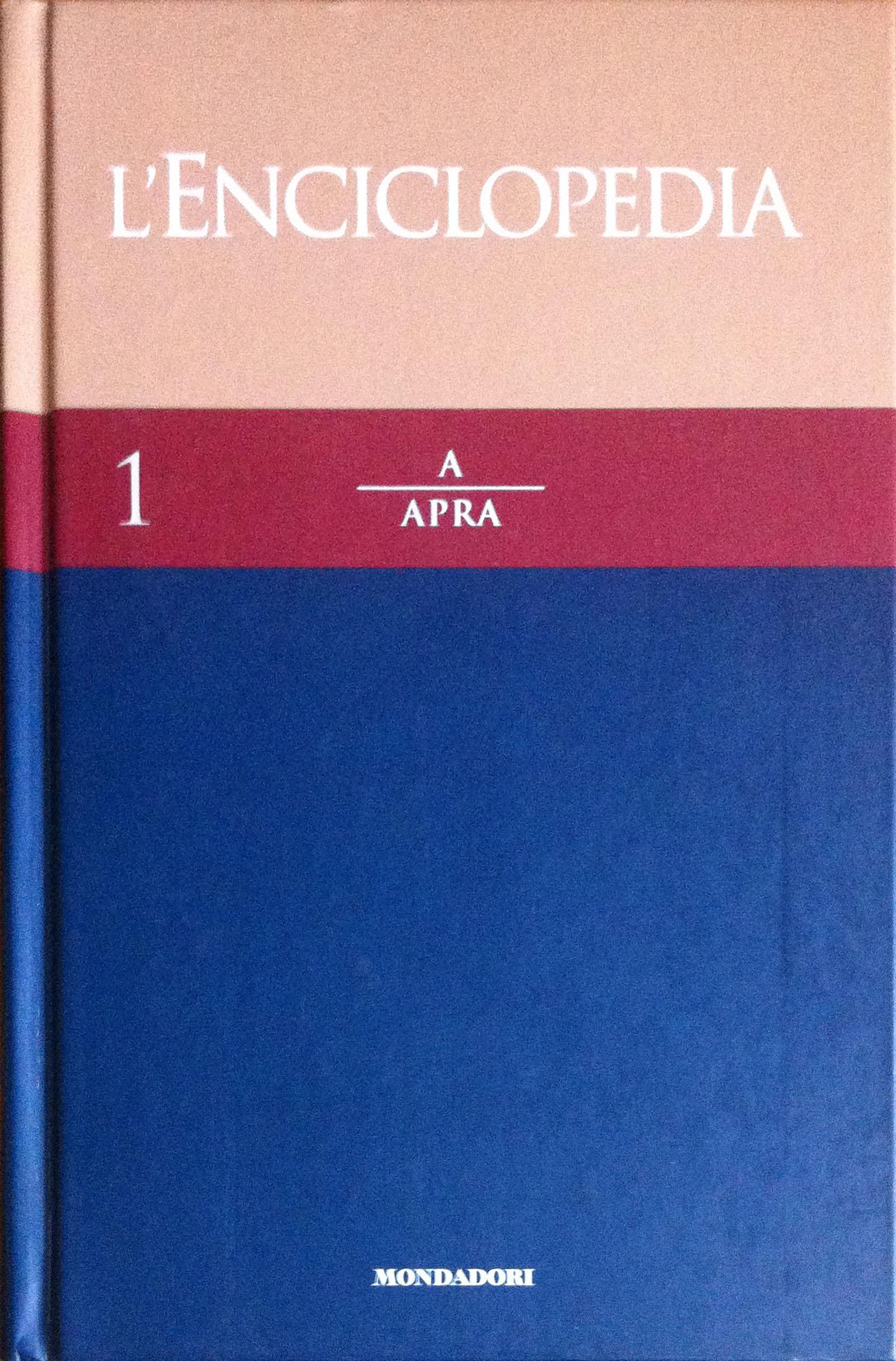 Enciclopedia – Mondadori
