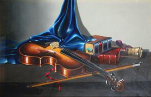 L. Chahinian – Violino