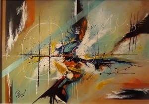 Mario Zarini – Colori sgargianti