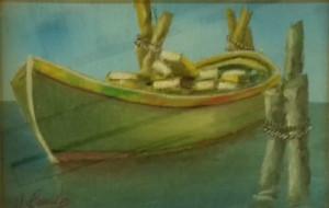 Umberto Fanutza – Barca